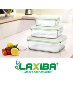 Das LAXIBA Frischebox-Set