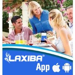 Sorbitintoleranz, Fructoseintoleranz, Laktoseintoleranz und Reizdarm effektiv behandeln: Die Laxiba App