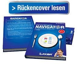 """Der Ernährungsnavigator"" Aufl. 3s, Verkaufspreis inkl. USt. & Versand:"