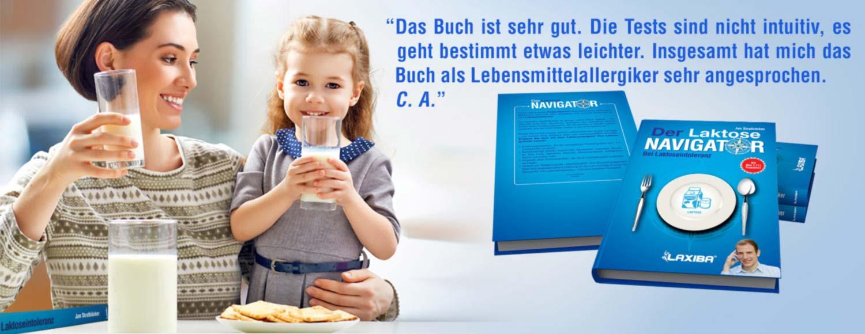 Laktoseintoleranz, Lactoseintoleranz, Lactase: laxiba.de