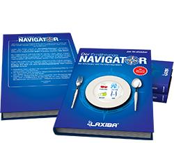 Die Ernährungsnavigatorbücher